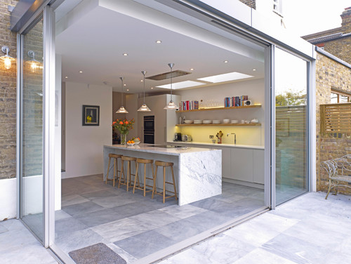 Contemporary Kitchen Photo by Finch London