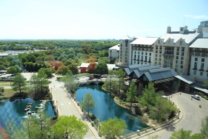 Gaylord Texan Expansion