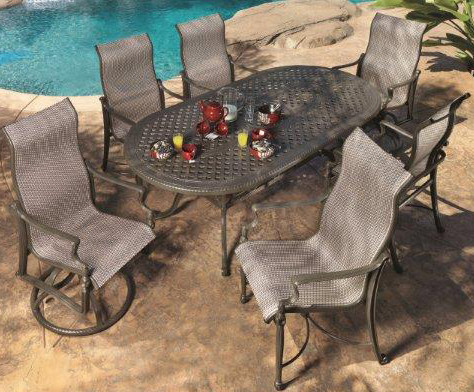 Traditional Patio Photo by Pioneer Family Pools