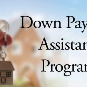 New: Local Down Payment Assistance Program