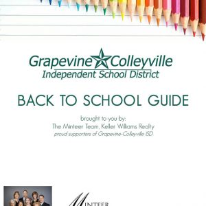 Grapevine Colleyville ISD Back to School Guide