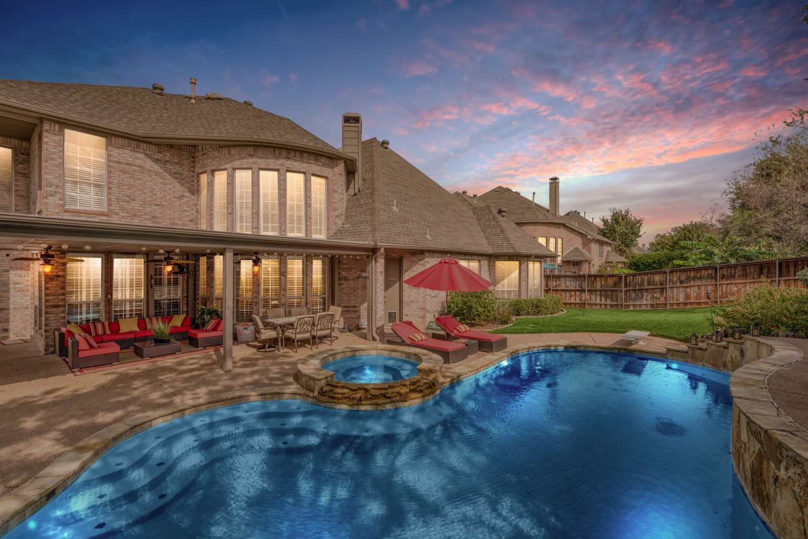 2221 Danielle Dr Colleyville Open House Minteer Real