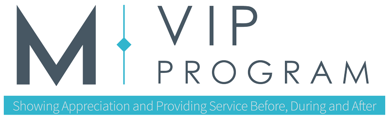 Minteer VIP Program Logo