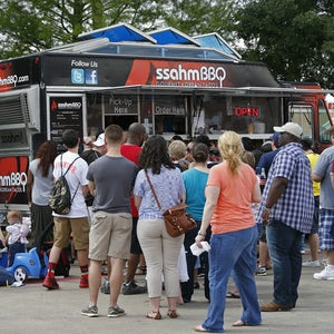 Frisco StrEATS Gourmet Food Truck and Music Festival