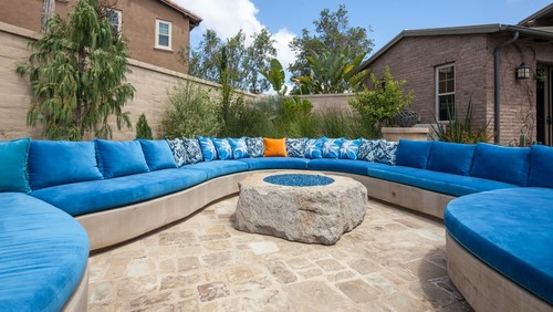 Beach Style Patio Photo by Sofas by Design