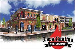 Lava Cantina | The Colony