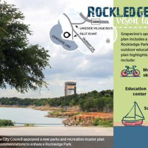 Grapevine Defines a New Vision for Rockledge Park