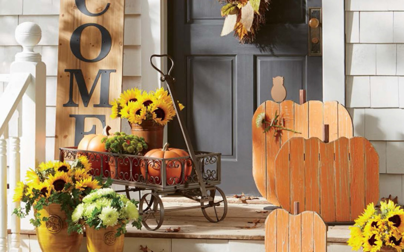 Fall Decorating Tips for 2018