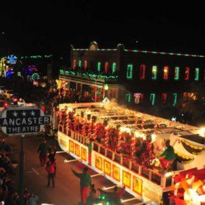 North Texas Christmas Lights Displays