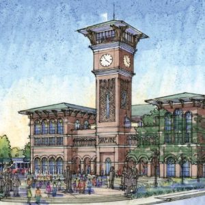 Grapevine Unveils More Details About Upcoming Main Station Project