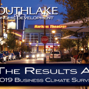 2019 Southlake Business Climate Study