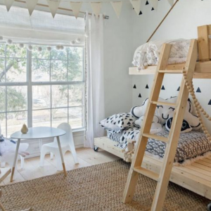 Update Your Kids' Rooms this Summer with These Unique Ideas