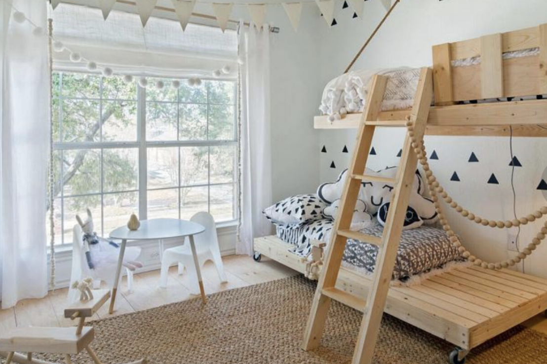 Update Your Kids Rooms This Summer With These Unique
