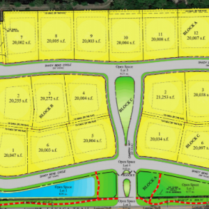 Colleyville to Feature a New Residential Neighborhood