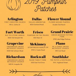 North Texas Pumpkin Patches, How Many  Can You Check Off the List?
