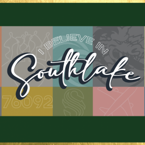New Southlake Town Square Mural