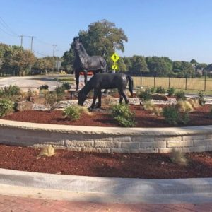 Public Art Installation Finished in Colleyville