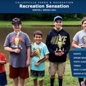 Spring Recreation in Colleyville